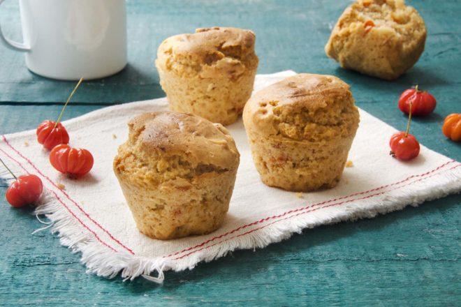 Muffin de Tanchagem
